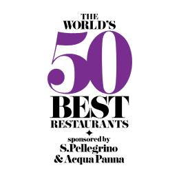 Guía de los 50 mejores Restaurantes  del mundo