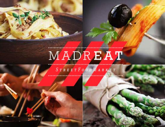 Arranca MadrEAT, el primer street food market de Madrid