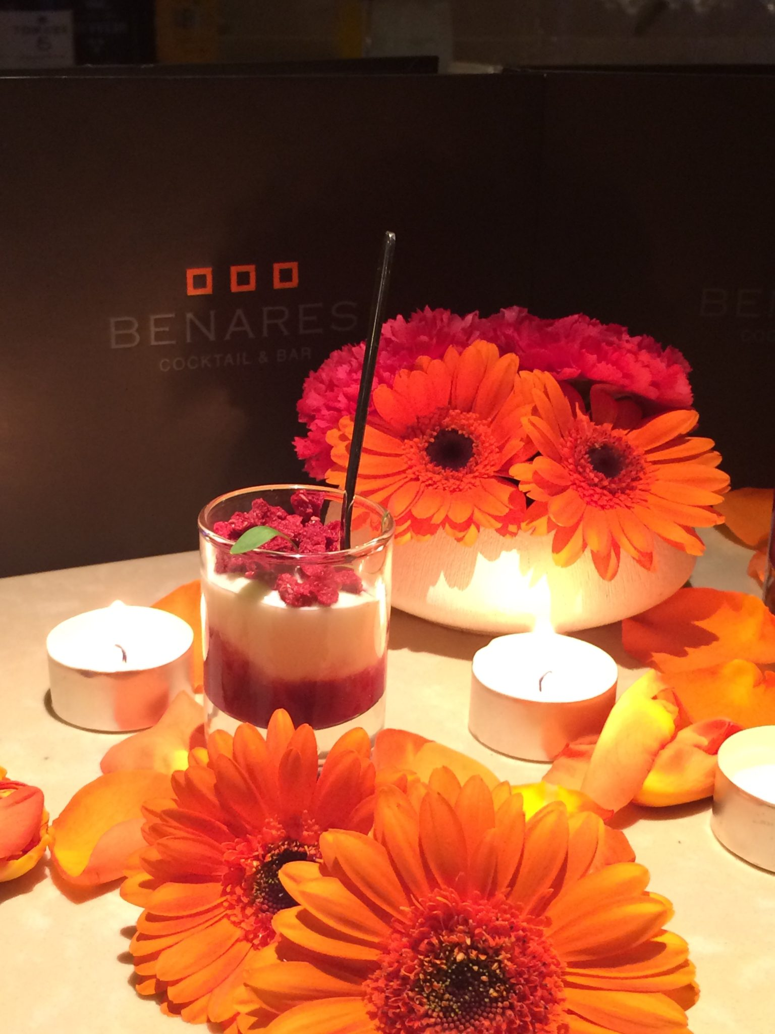 Fiesta Diwali, Restaurante Benares Madrid