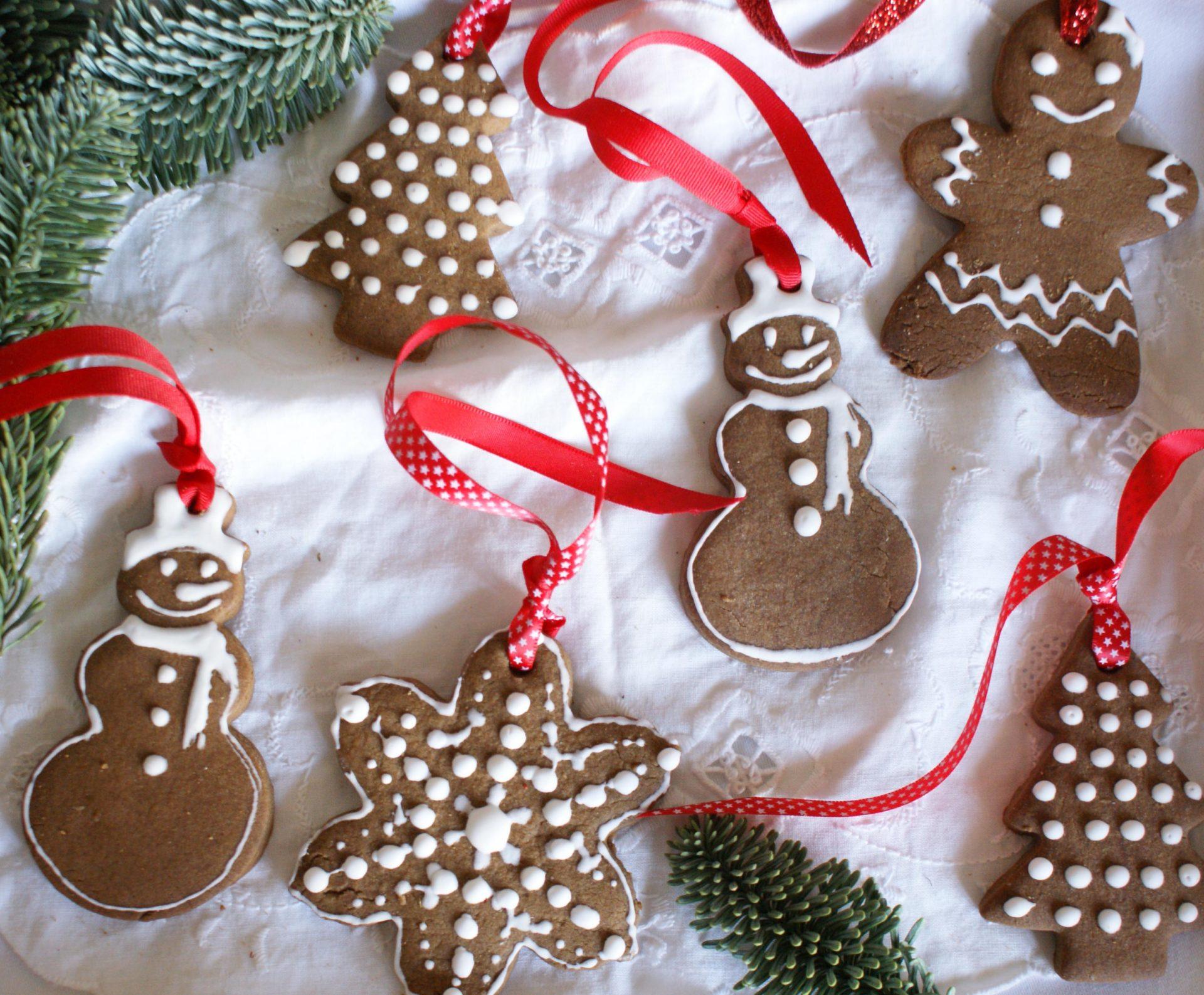 Galletas navideñas de Jengibre, Gingerbread.