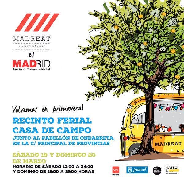 Madreat vuelven POR PRIMAVERA XIII Edición