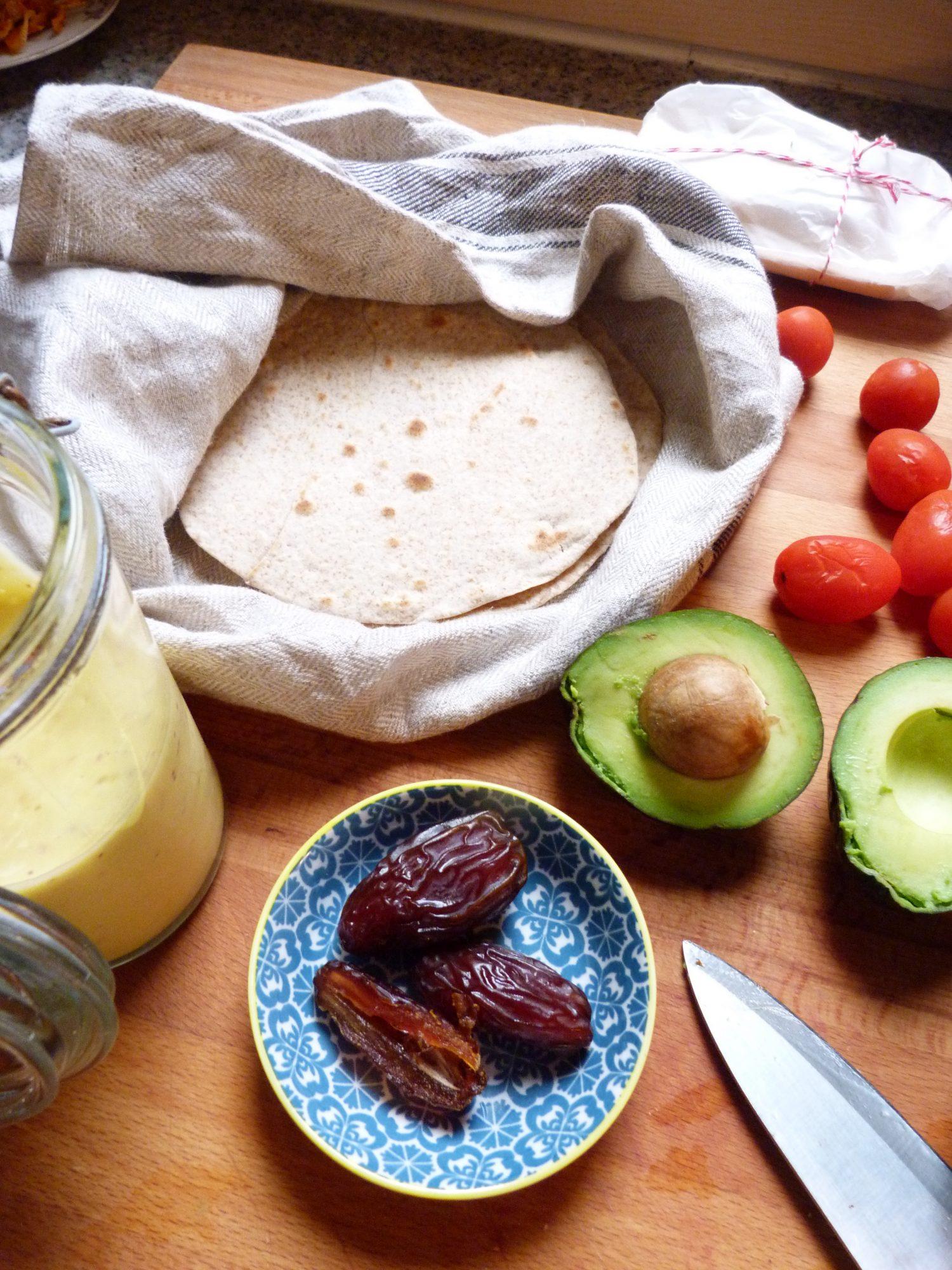 Tortitas o tortillas de espelta integrales: Cómo prepararlas