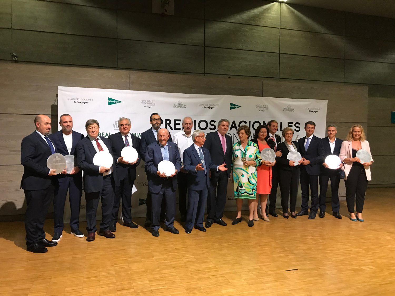 Premios Nacionales de Gastronomía  en su 42 edición