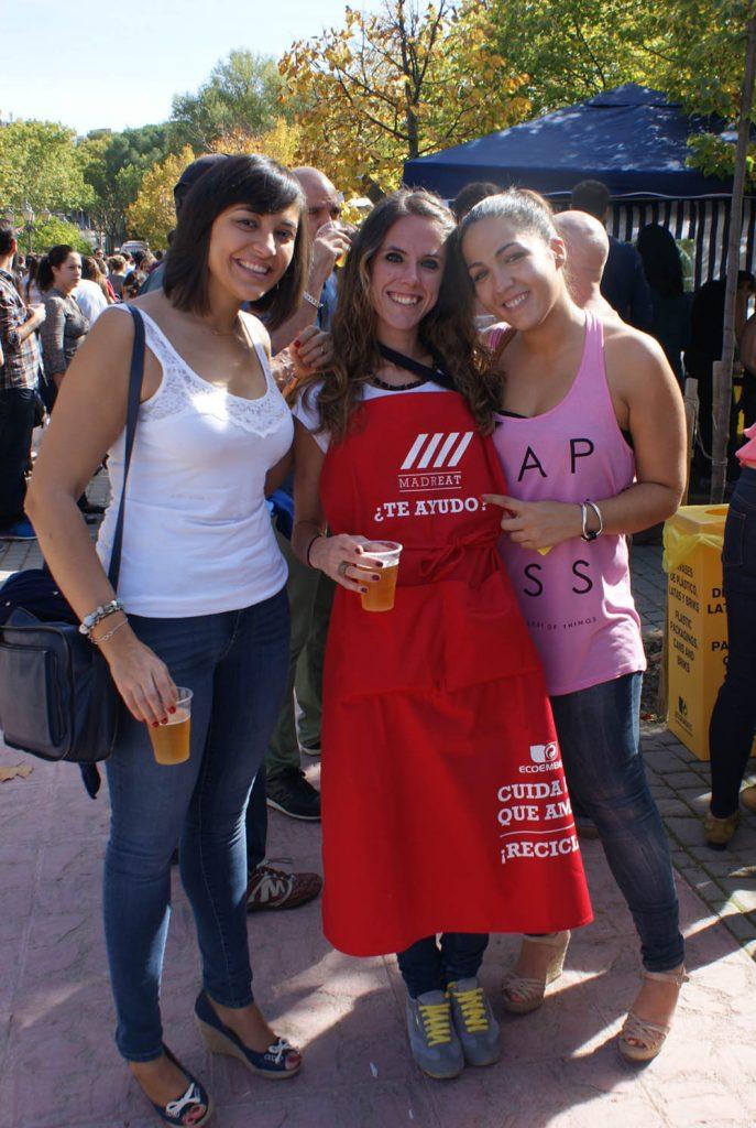 MadrEAT Ángela www.recetin.com Laura @trykita de trykita.es Lourdes Sevilla
