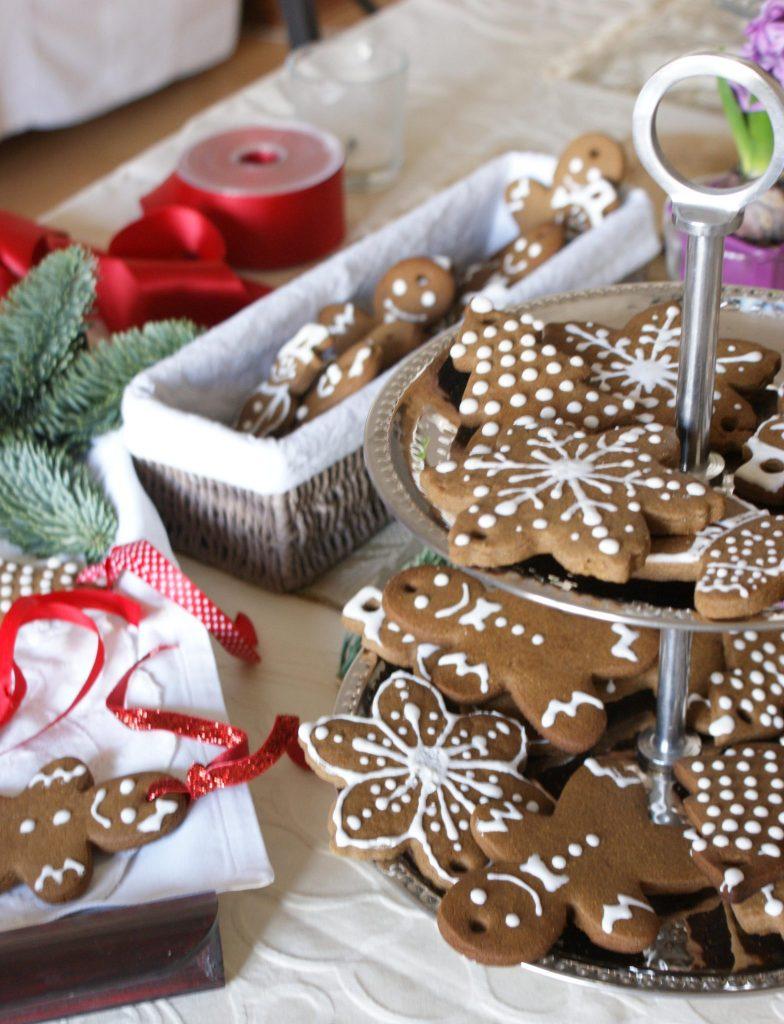 galletas de jengibre Gingerbread