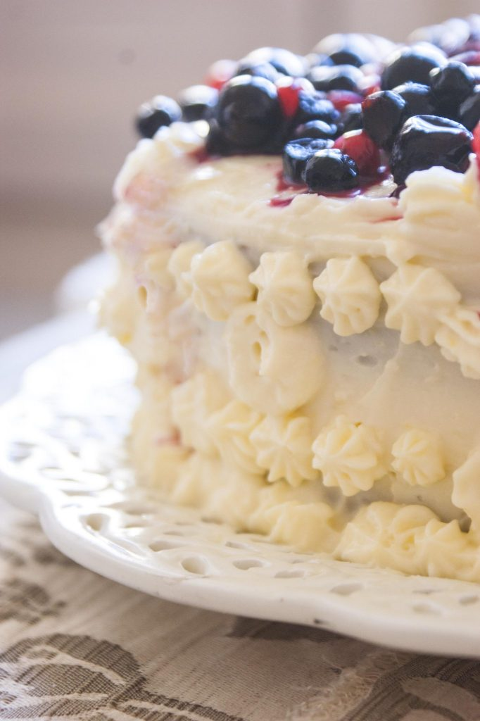 pastel-de-limón-cumpleaños