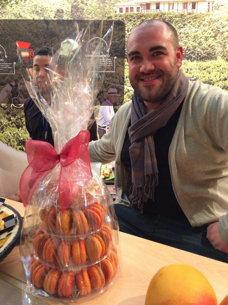Alejandro Montes Mama Framboise madrid fusión 2016