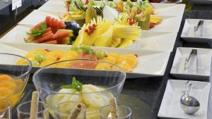 Desayuno saludable David Ros Chef Hotel NH VentasNH_Madrid_Ventas-Madrid-Restaurant breakfast_room