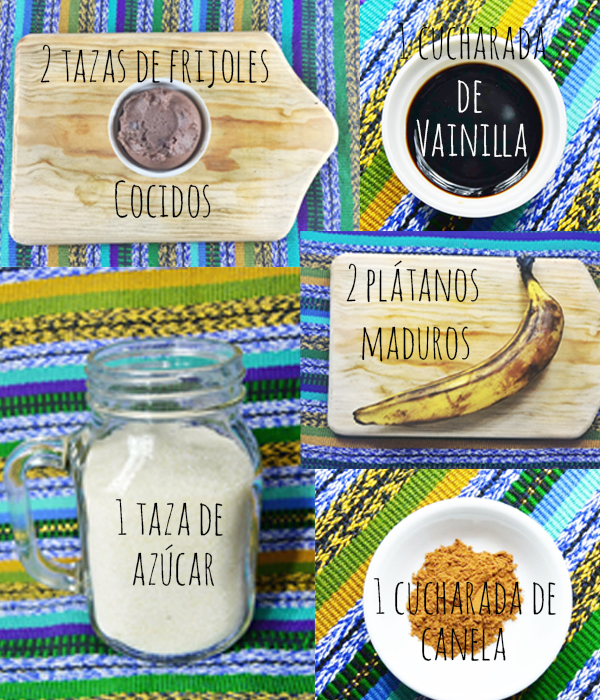 Rellenitos guatelmaltecos de plátano