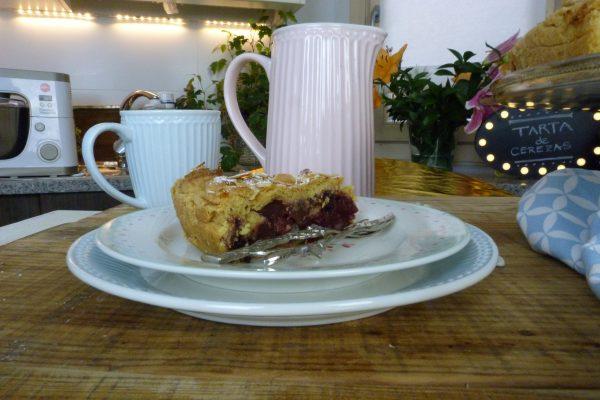 INGREDIENTES pastel de cerezas, un pastel para festejar o simplemente para disfrutar de la mejor tarta de cerezas