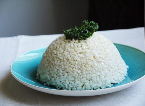 Cómo hacer arroz blanco perfecto en 15 minutos.