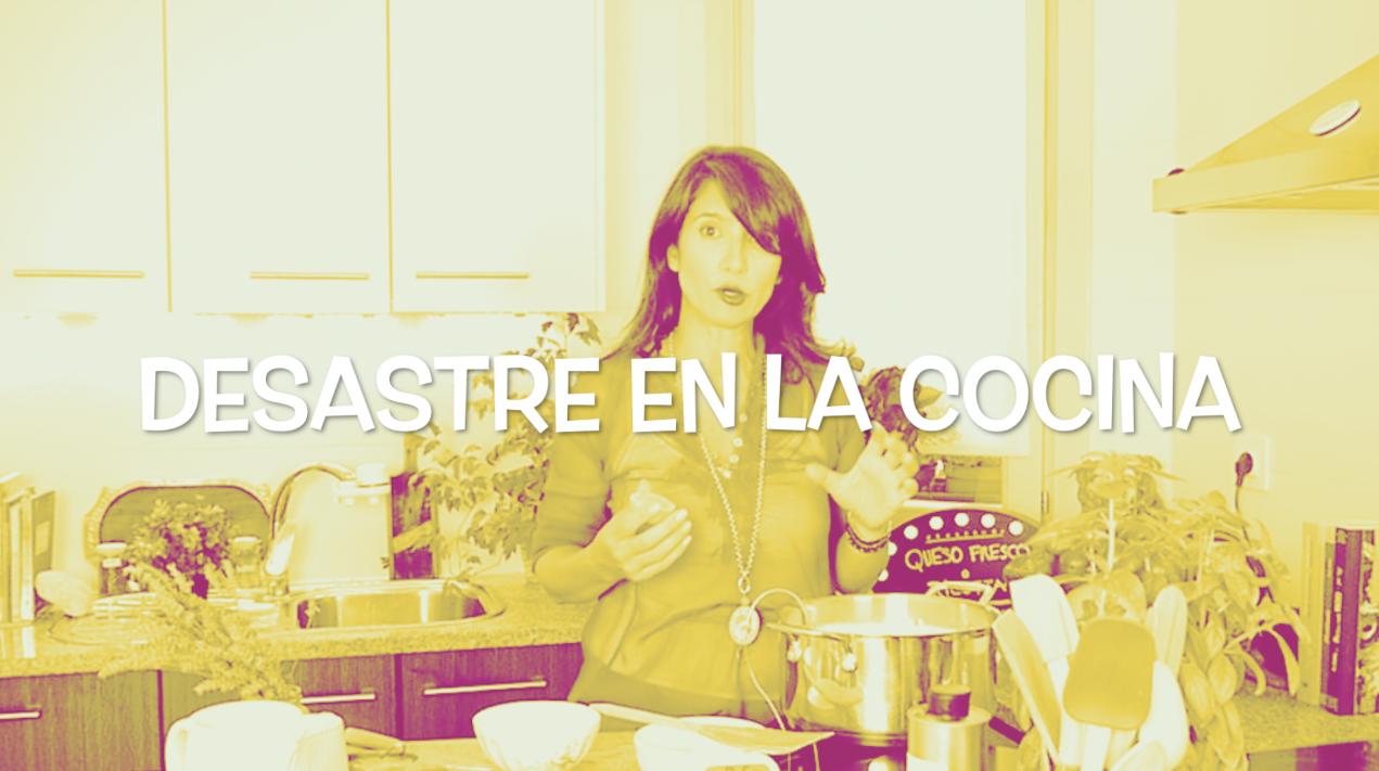Tomas falsas - Desastre en la cocina - primera parte - Andrea Carucci